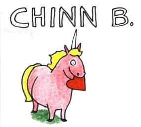 A jolly pink unicorn to finish! Ta!
