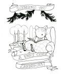 Carmen Wood illustrator whimsical picture book art minneapolis graphic design