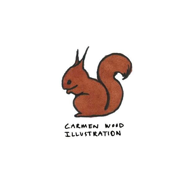 Carmen Wood illustrator whimsical picture book art minneapolis